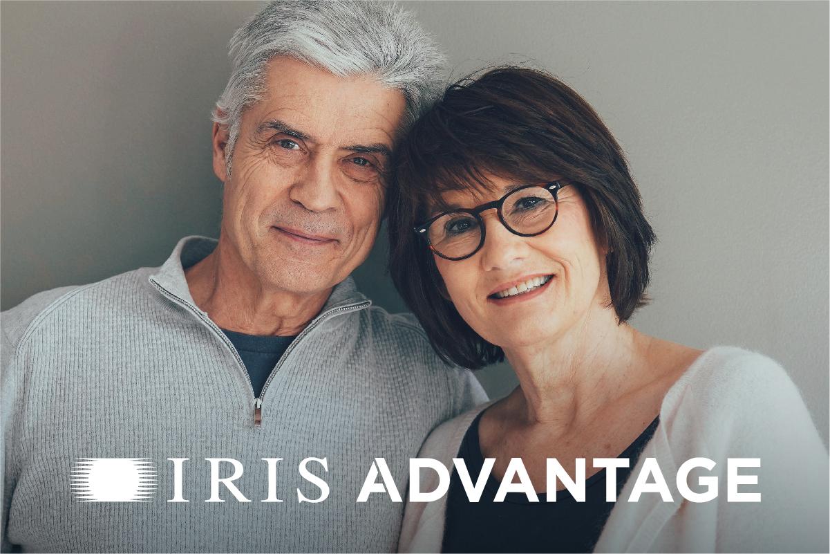 Iris Advantage.