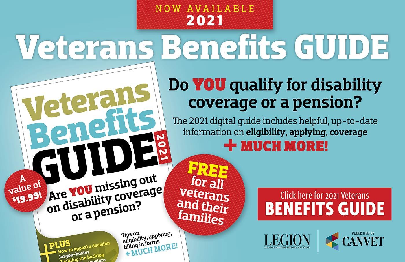 Veterans benefits guide.